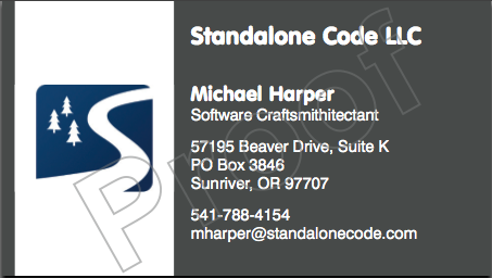 SAC Business Card